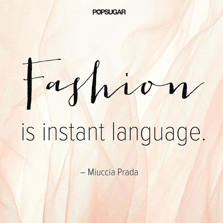 Fashion Quotes 34 Famous Fashion Quotes Perfect For Your Pinterest Board Youfashion Net Leading Fashion Lifestyle Magazine