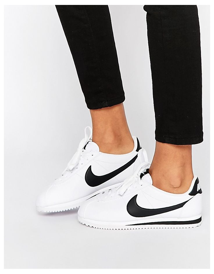 half off 07b52 5077b Best Baskets & Sneakers 2017/2018 : Nike Leather White ...