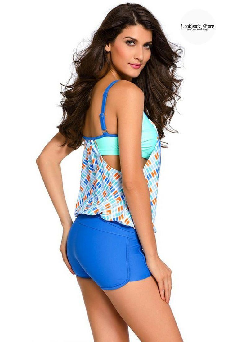 Best Swimwear 2017/2018 : Swimwear // Put on this blue ...
