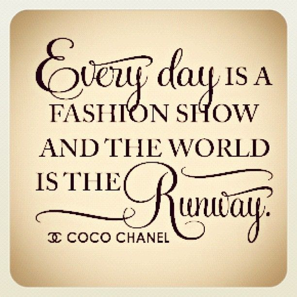 Fashion Quotes Simply Chanel On Pinterest 1071 Pins Youfashion Net Leading Fashion Lifestyle Magazine
