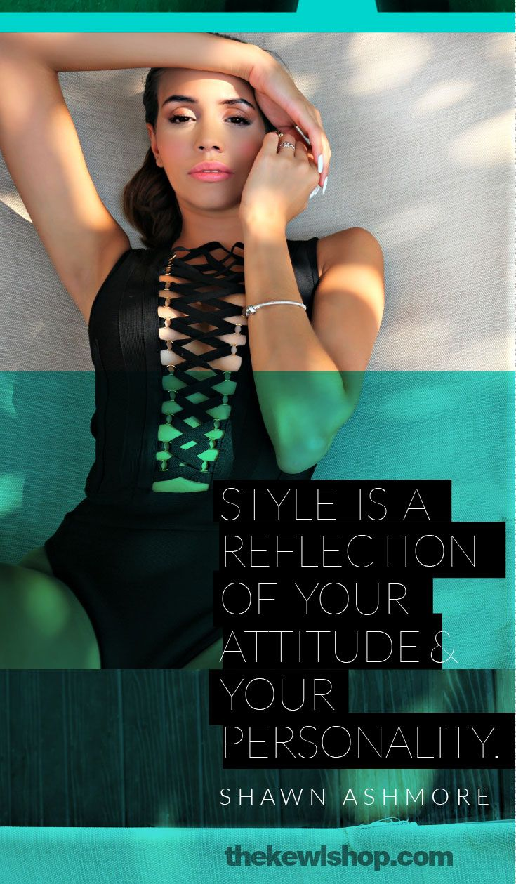 "Fashion Quotes : ""Style is a reflection of your attitude ..."