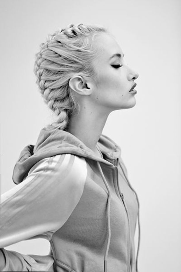 Trendy Hair Style 10 Coiffures Pour Rester Styl E