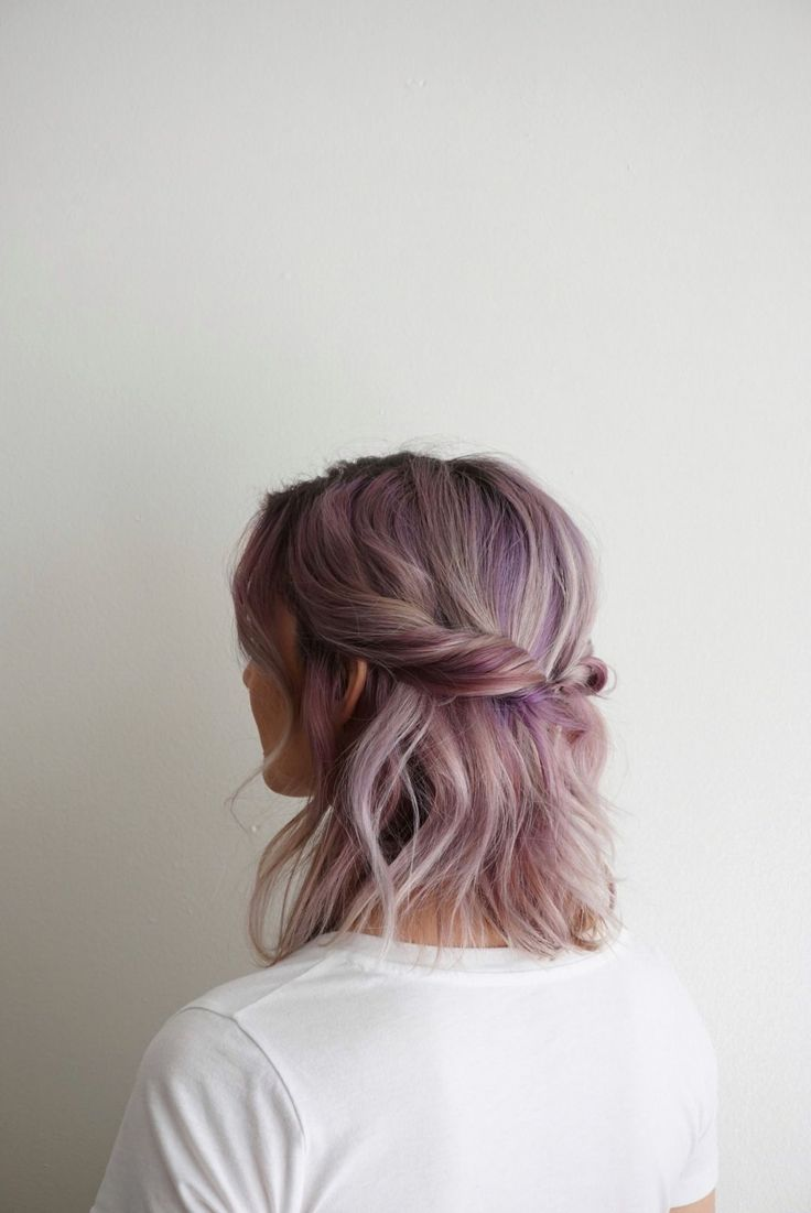Trendy Hair Style : 5 Ways to Wear Shoulder Length Hair - YouFashion ...