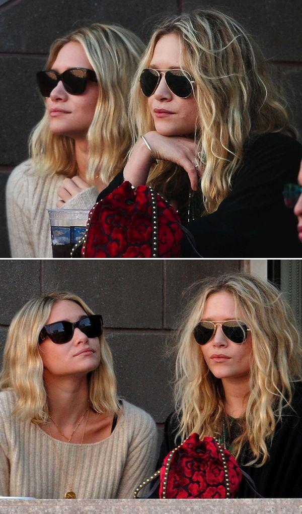 Trendy Hair Style Olsens Anonymous