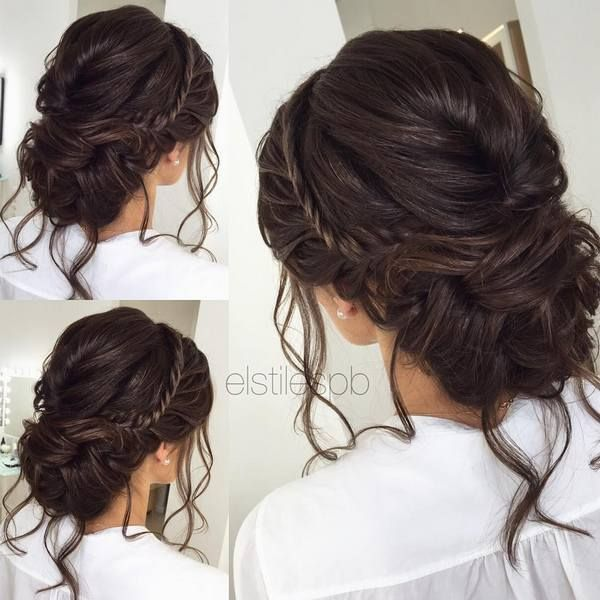 Best Hair Style For Bride