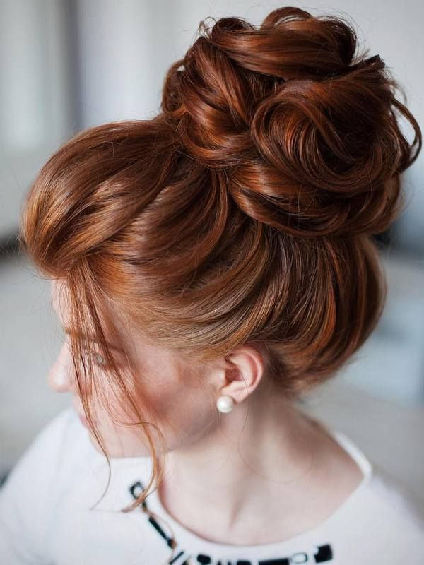 Best Hair Style For Bride Wedding Hairstyles For Long Hair Form Tonyastylist Deer Pearl Flowers Youfashion Net Leading Fashion Lifestyle Magazine