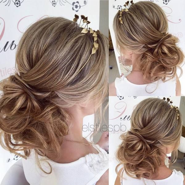 Best Hair Style For Bride : Half-updo, Braids, Chongos Updo Wedding ...