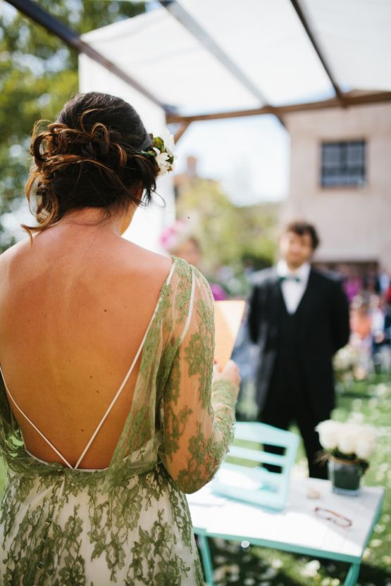 trendy wedding dresses spanish diy wedding by lorena san jos