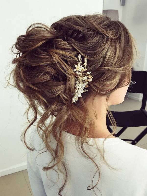 Best Hair Style For Bride : Half-updo, Braids, Chongos Updo ...