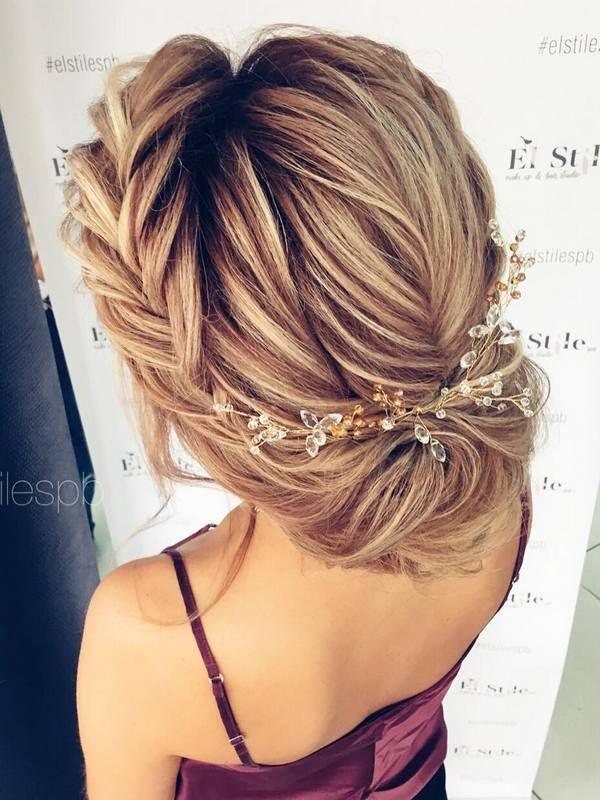 Best Hair Style For Bride : Half-updo, Braids, Chongos Updo ...
