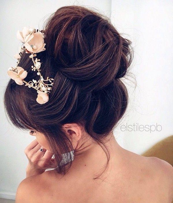 Best Hair Style For Bride Half Updo Braids Chongos Updo Wedding