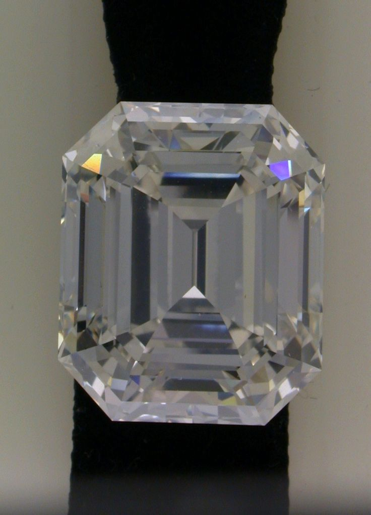 loose diamond 2028ct dfl loose diamond emerald cut
