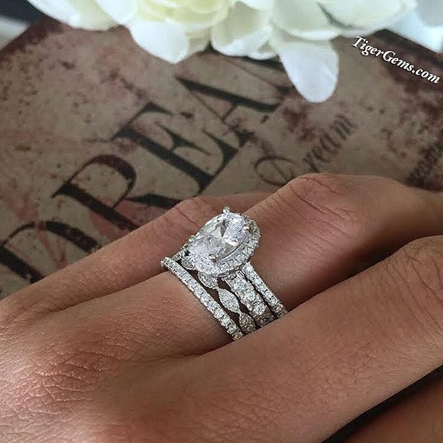 Luxury Jewelry 2017 2018 A Beautiful Ring Stack I