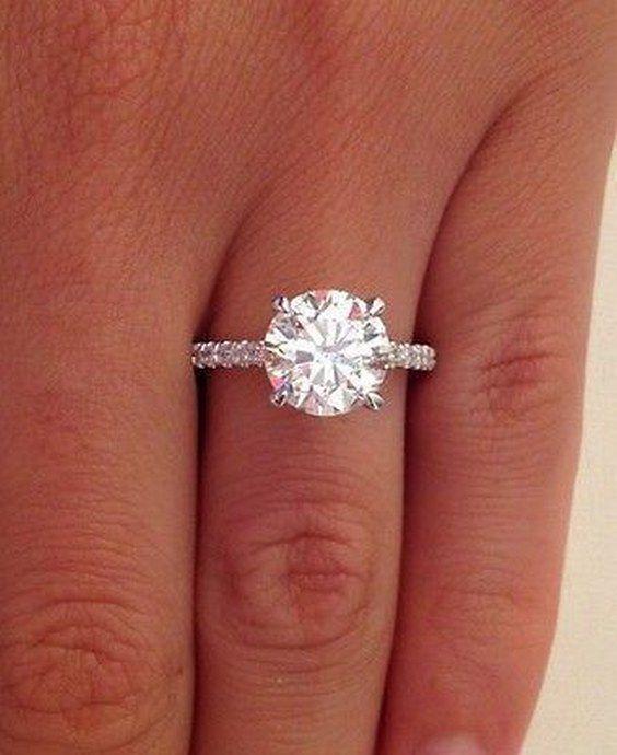 Luxury Jewelry 2017 2018 100 Engagement Rings Wedding Rings