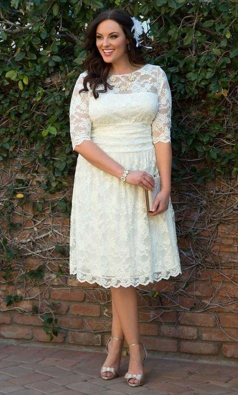 Short Wedding Dresses Short Vintage Lace Plus Size Wedding Dress Www Himisspuff Co Youfashion Net Leading Fashion Lifestyle Magazine,Wedding Dresses Manchester Nh