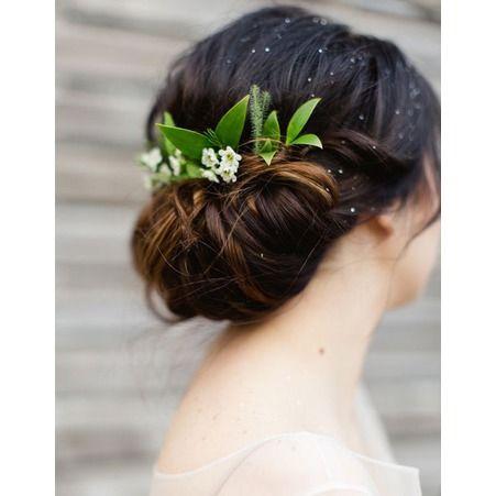 Trendy Hair Style Coiffure Mari E Cheveux Fins Leading Fashion
