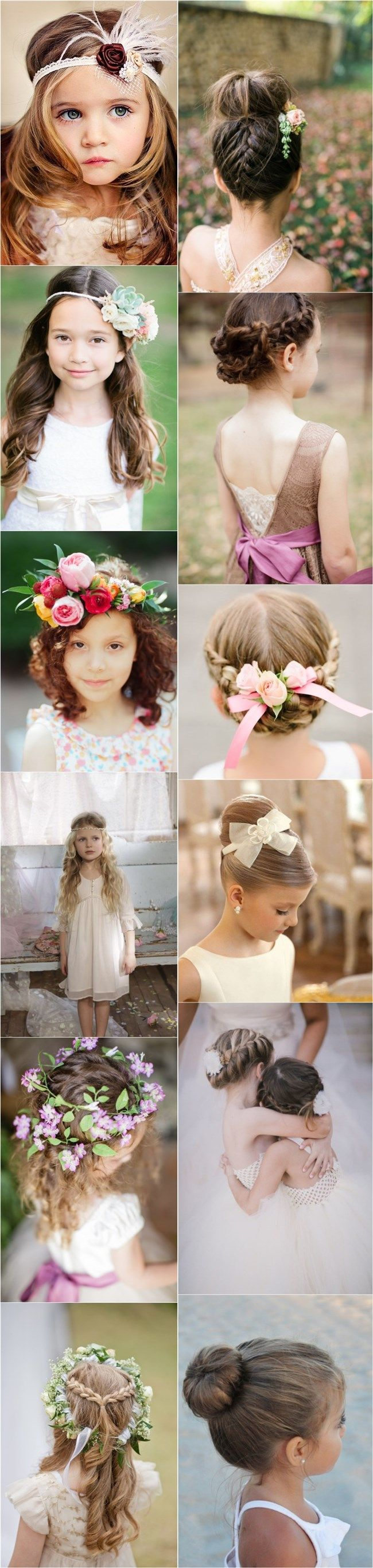 Best Hair Style For Bride Cute Little Girl Hairstyles Updos Braids Waterfall Www Deerpearlflow Youfashion Net Leading Fashion Lifestyle Magazine