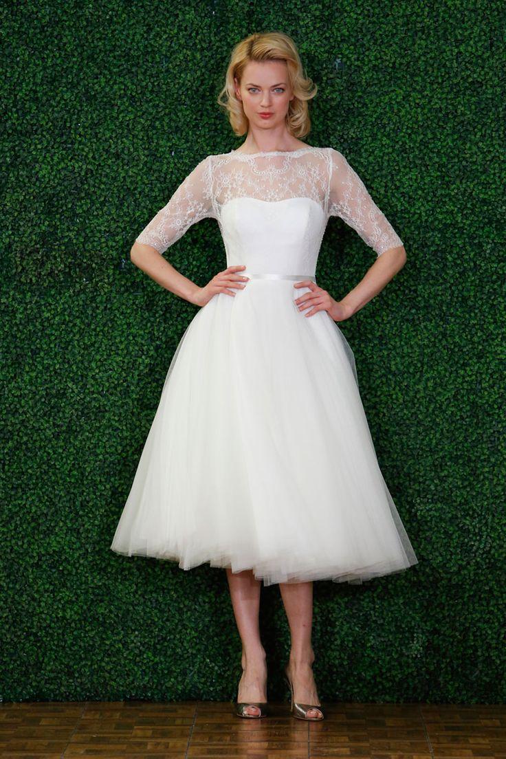 Short Wedding Dresses : 20 Gorgeous Short Wedding Dresses - Short ...