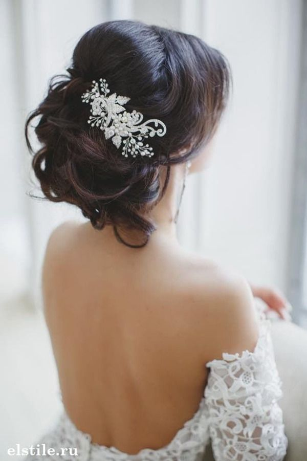 Wedding Hair With Flowers Jewels Top 20 Bridal Headpieces For