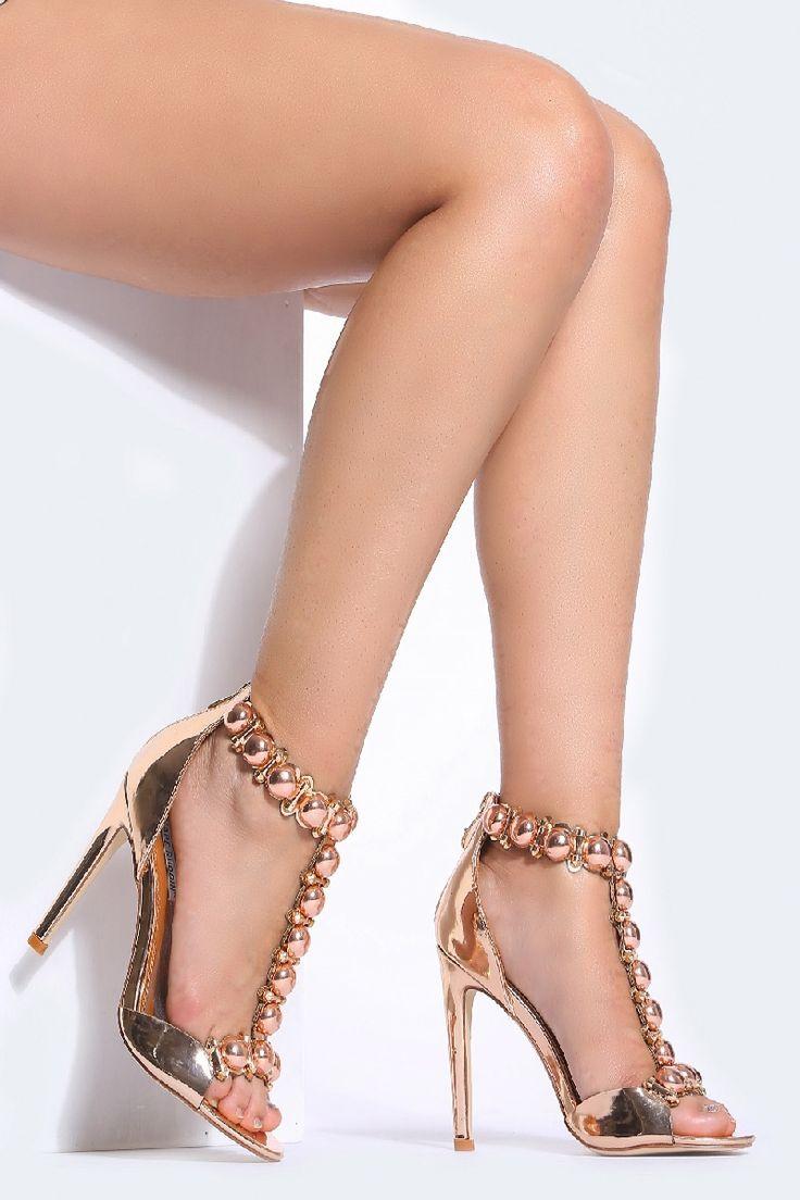 Trendy Women's High Heels :