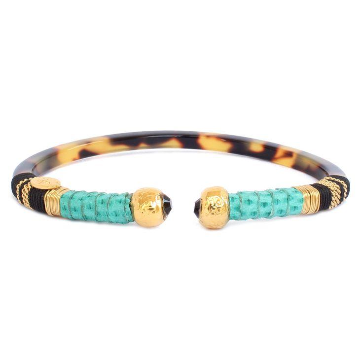 trendy bracelets sari bracelet gas bijoux shop it on. Black Bedroom Furniture Sets. Home Design Ideas