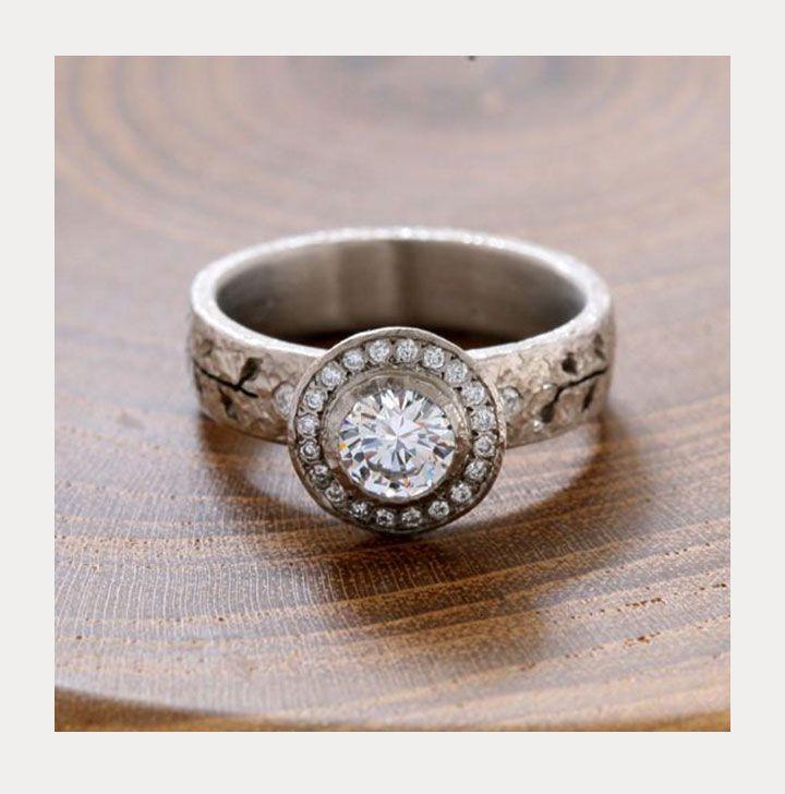 Yasuko Azuma Engagement Ring