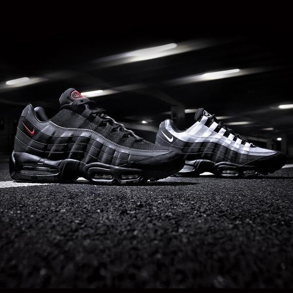 Sneakers Women's Fashion : Nike Air Max 95 JD Sports