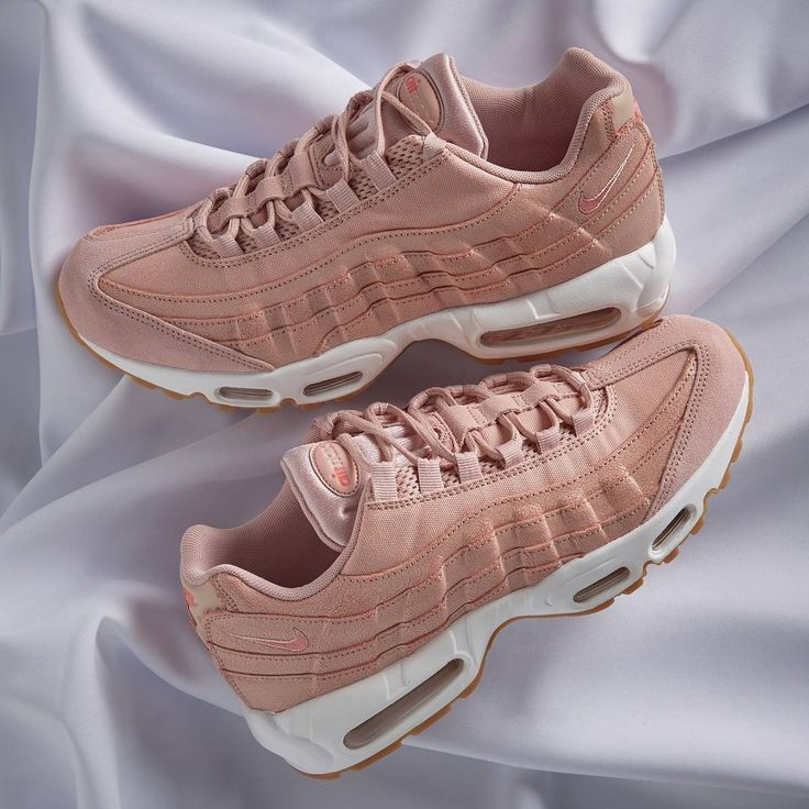 online store 1b40b 8cfa5 NIKE w Air Max 95 Premium Pink Oxford... - YouFashion.net ...