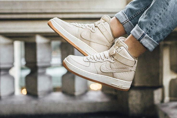 Sneakers Women S Fashion Nike Wmns Air Force 1 Hi Premium