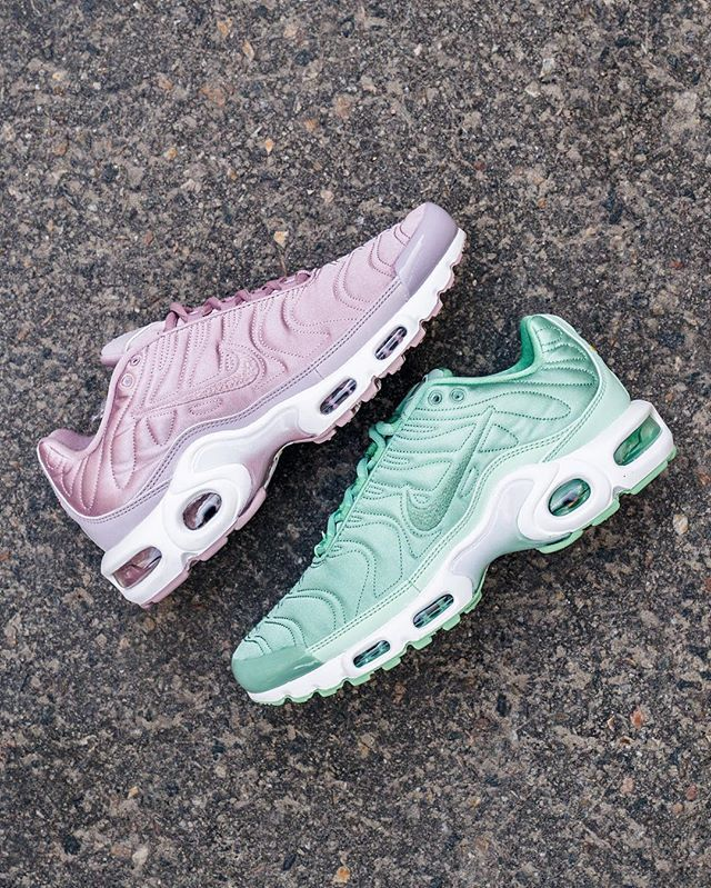 Sneakers Women's Fashion : The Nike Women's Air Max Plus