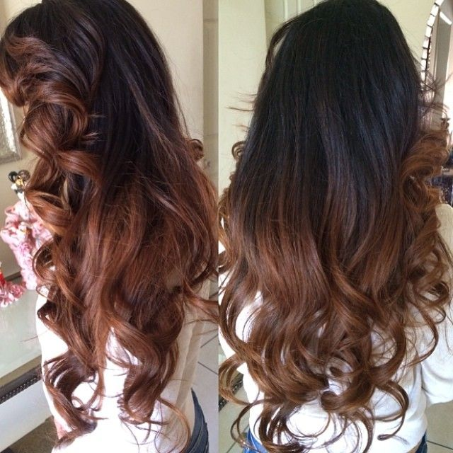 Trendy Hair Style Long Hair Makeup Hair Extensions Hair