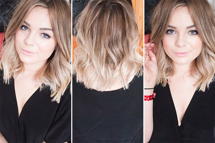 Trendy Hair Style Thinking Of Trying A Brown To Medium Blonde Ombre Love This Youfashion Net Leading Fashion Lifestyle Magazine
