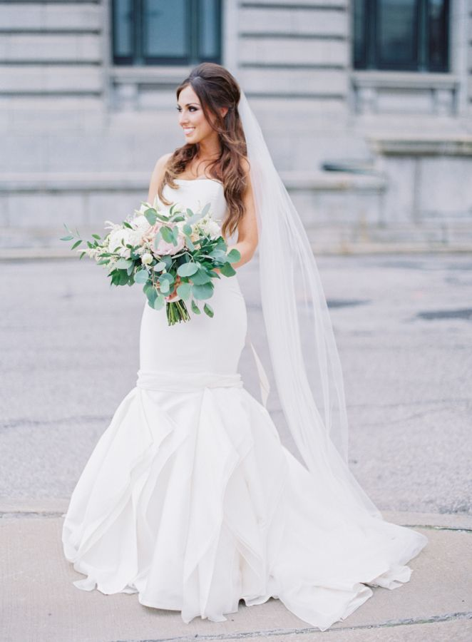 Beautiful Brand Wedding Dresses Carolina Herrera Wedding Gown You Can 39 T Keep Your Eyes Off Of