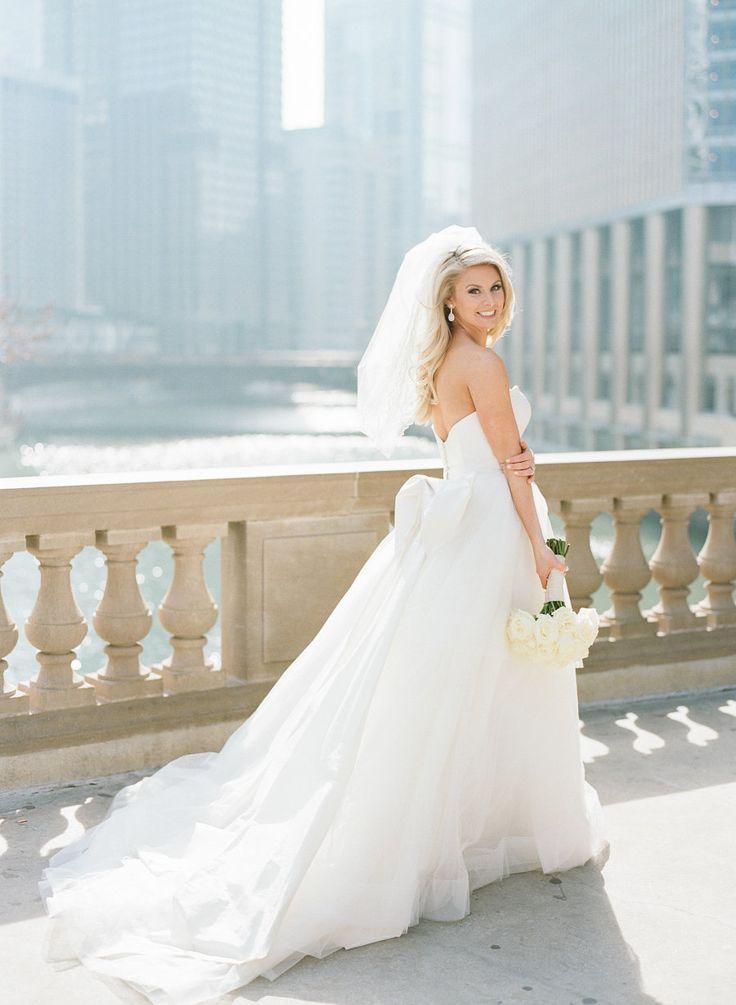 Beautiful brand wedding dresses gorgeous strapless big for Big beautiful wedding dresses