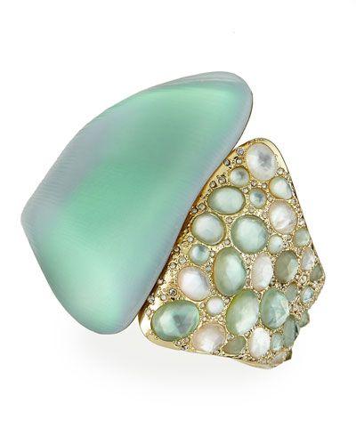 alexis bittar fashion jewelry lucite bracelets - 400×500