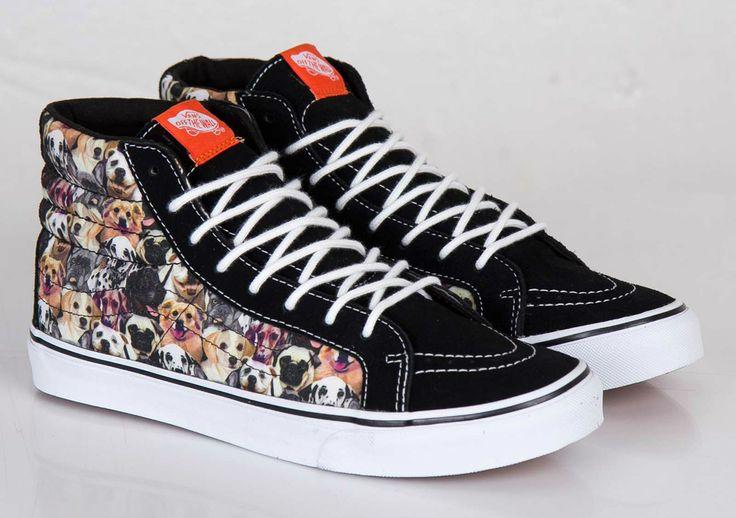 Vans Womens Sk Hi Slim Fashion Sneaker