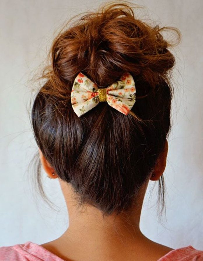 Trendy Hair Style 20 Coiffures Faire Entre 2 Champoings Leading