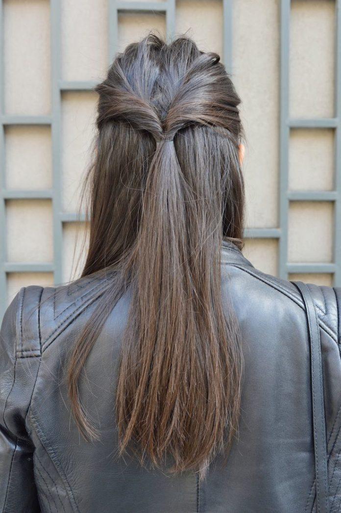 trendy hair style coiffure facile a faire leading fashion lifestyle