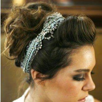 Trendy Hair Style Coiffure Vintage Avec Bandeau Loboheme Leading Fashion