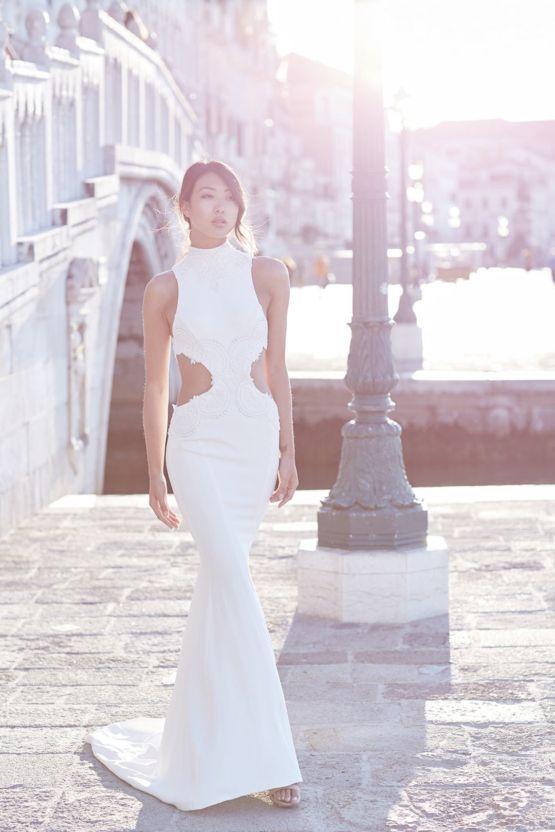 Trendy wedding dresses 10 australian wedding dress for Australian wedding dress designers