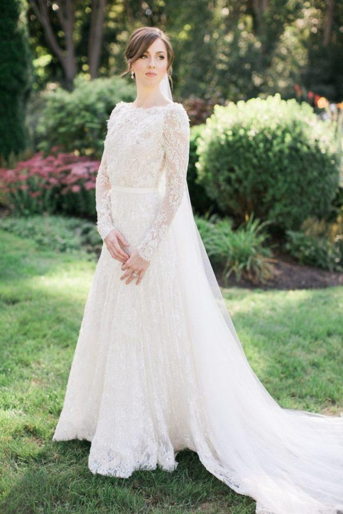 Beautiful brand wedding dresses for a church wedding for Dresses for church wedding