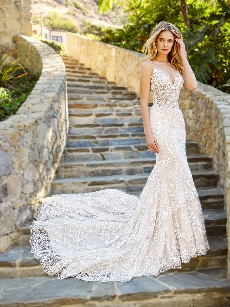 10103 best Wedding Dresses images on Pinterest | Bridal gowns ...