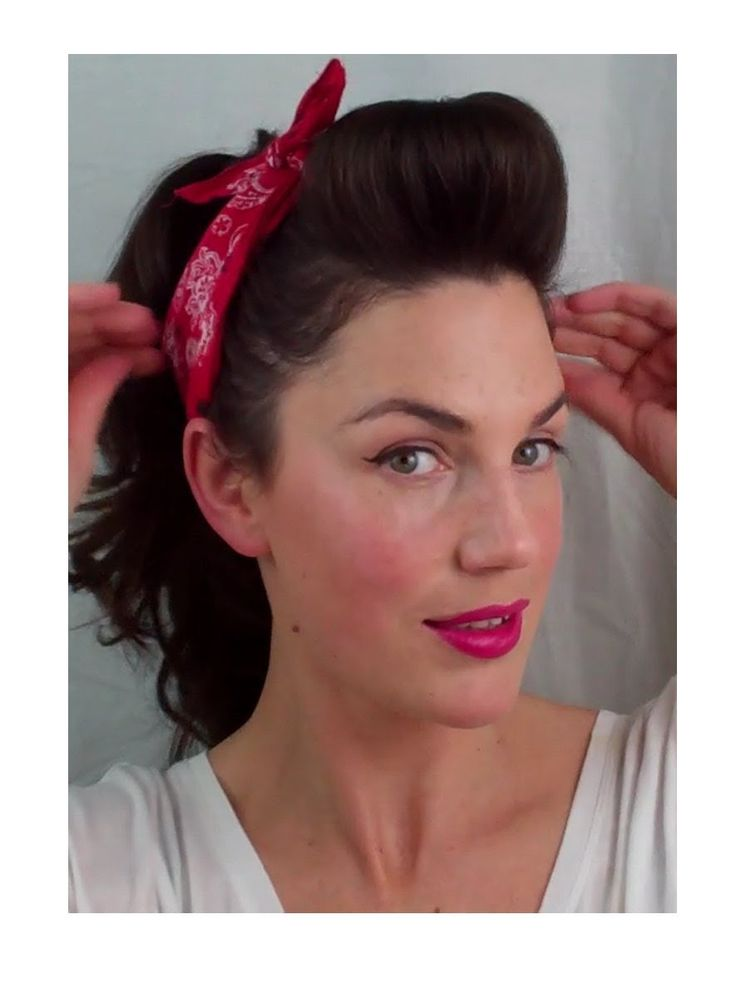 Trendy Hair Style 6 Pin Up Looks For Beginners Quick And Easy Vintage Retro Hairstyles Youfashion Net Leading Fashion Lifestyle Magazine