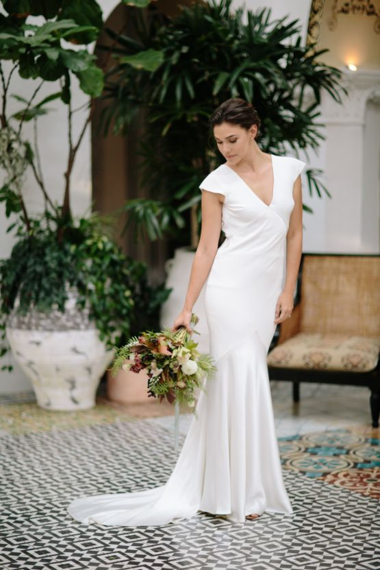 Trendy Wedding Dresses : Romantic, Spanish, Hemingway Inspired ...