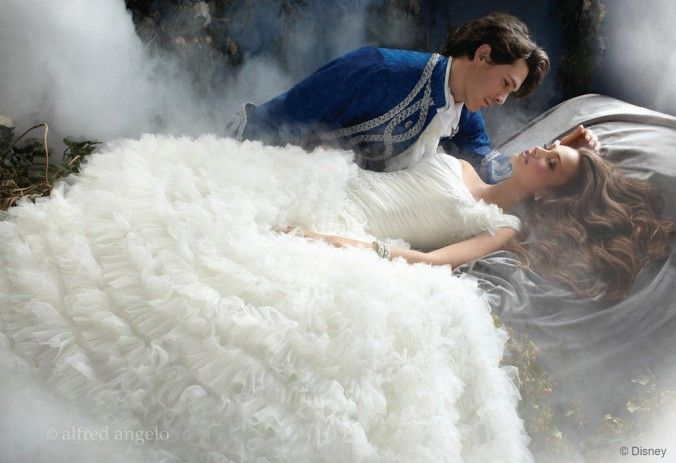 Trendy Wedding Dresses : Disney Cinderella Wedding Dress...fit for a ...