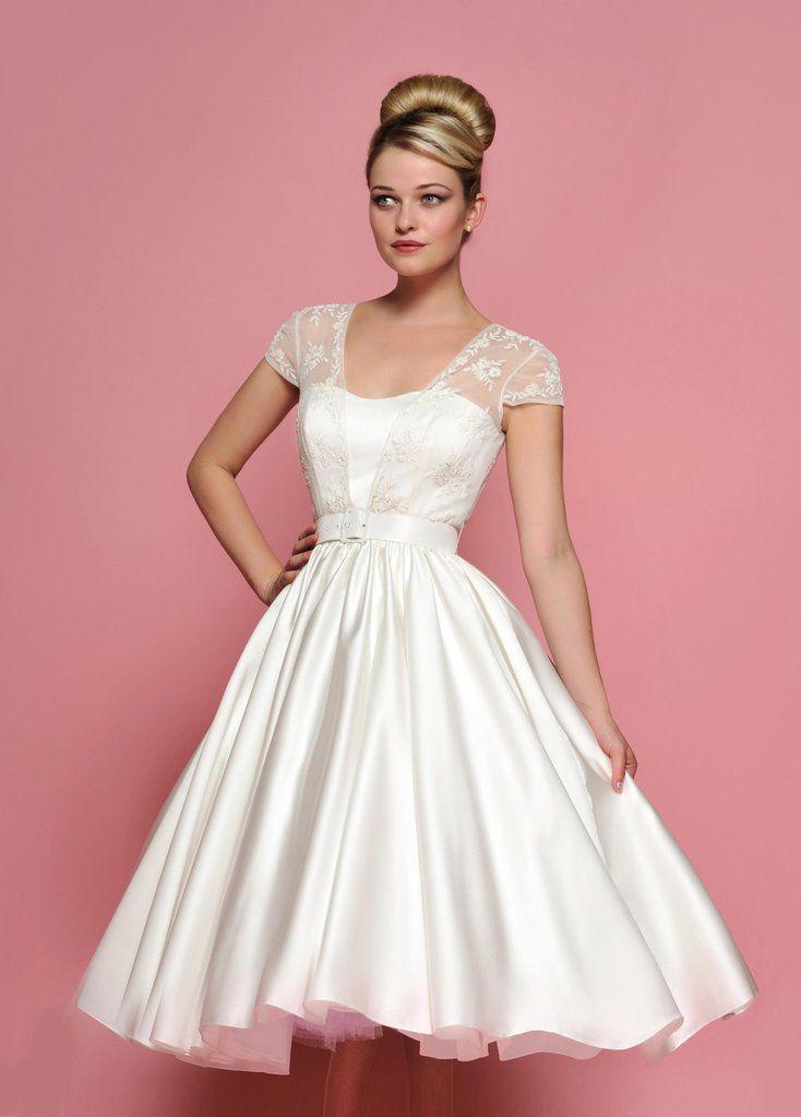 Short Wedding Dresses Short Lace Wedding Dress Reception Dress
