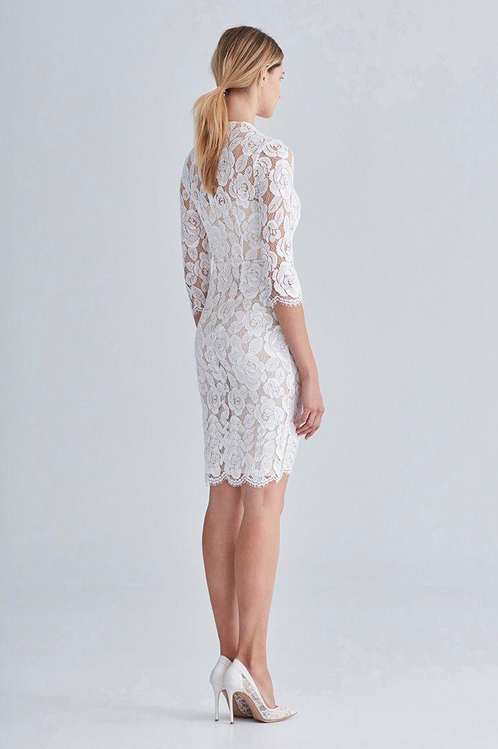 Short Wedding Dresses  : Vestido de noiva | Coleção White Magick da Love – Portal iCasei Casamentos
