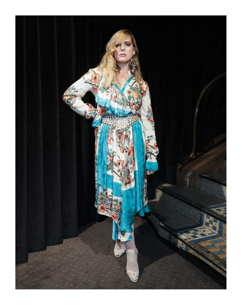 Gucci : To the Gucci Spring Summer 2019 women's and men's fashion show…