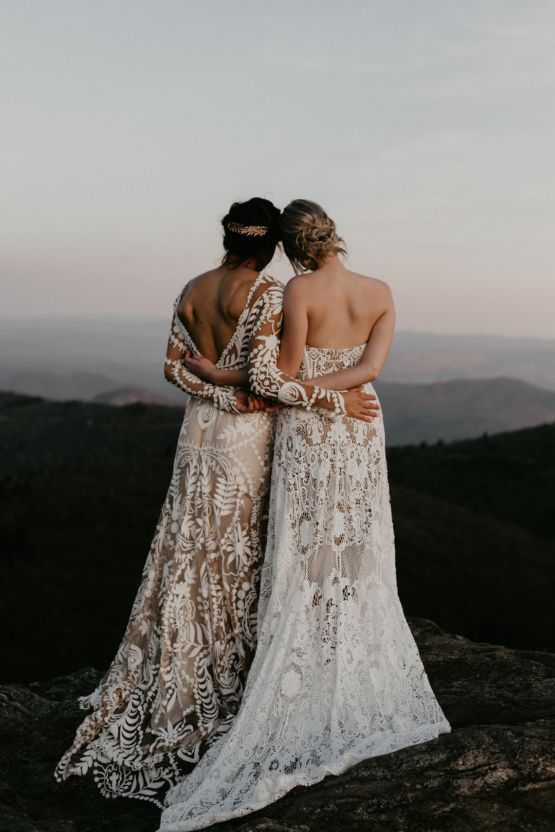 Trendy Wedding Dresses  : Boho Wedding Inspiration by Trek and Bloom Photography Co.