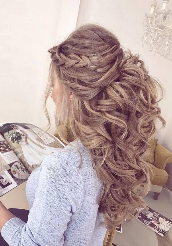 Best Hair Style For Bride   : Elstilespb Long Wedding Hairstyles / www.deerpearlflow…